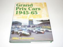 GRAND PRIX CARS 1945-65 (Lawrence 1998)